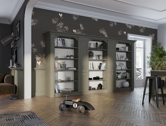 bibliotheque-chene-massif-kaki