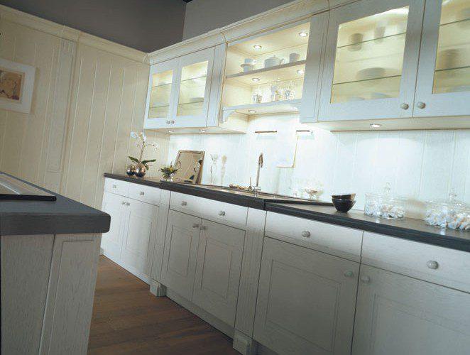 Cuisine po sie blanche design v ronique mourrain ligne for Cuisine arthur bonnet