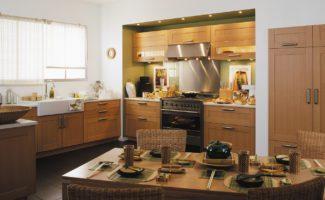 Cuisine po sie blanche design v ronique mourrain ligne for Cuisine equipee classique