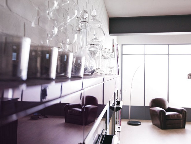 etageres cuisine violette rive droite