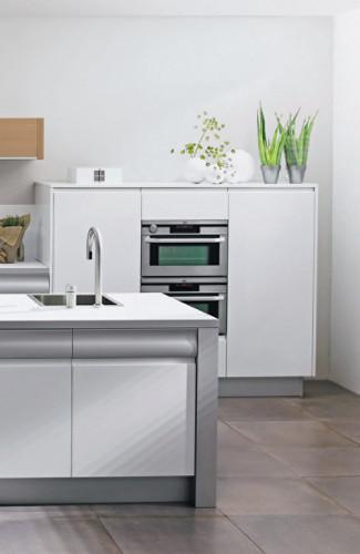 meubles de cuisines en laque blanche rendez-vous