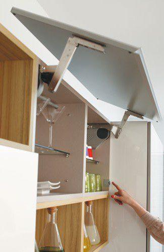 rangement de cuisine ergonomique sensations
