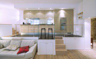 realisation cuisine loft