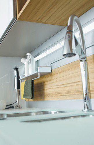 robinet de cuisine design sensations