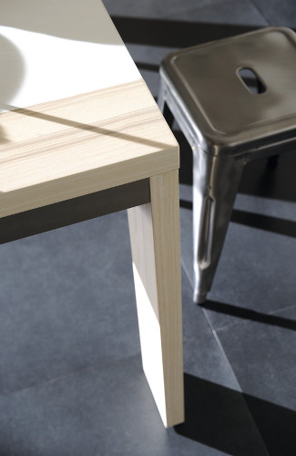 table en bois design attitude