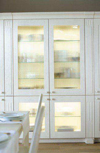vitrine cuisine classique poesie
