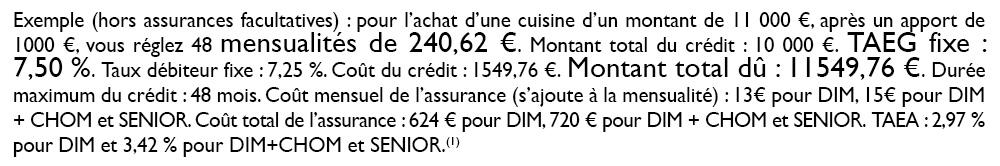 Mentions légales Franfinance