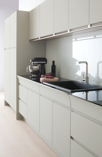 cuisine quip e design alice par christian ghion. Black Bedroom Furniture Sets. Home Design Ideas
