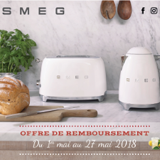 smeg lectrom nager equipement pour votre cuisine quip e. Black Bedroom Furniture Sets. Home Design Ideas