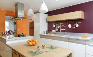 réalisation cuisine moderne ermont
