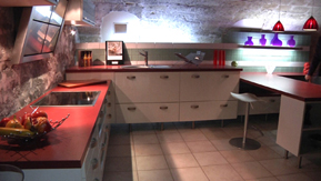 showroom cuisines arthur bonnet Vincennes