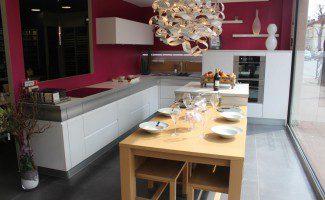 cuisine design blanche pontault-combault