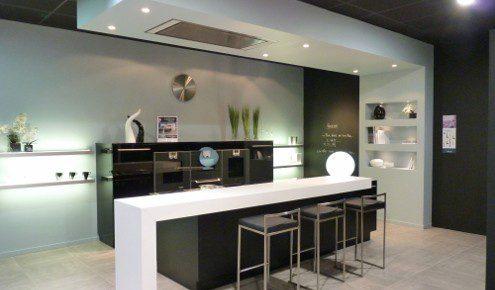 Magasin de cuisines caen photos for Cuisines design industries arthur bonnet