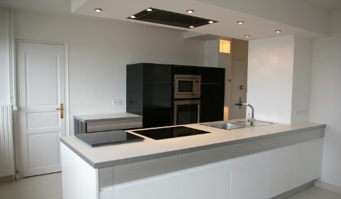 cuisine promo cuisine avec jaune couleur promo cuisine idees de cuisiniste st brieuc best of 27. Black Bedroom Furniture Sets. Home Design Ideas
