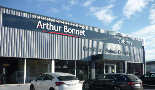 Cuisiniste Annecy - Cuisine équipée Arthur Bonnet