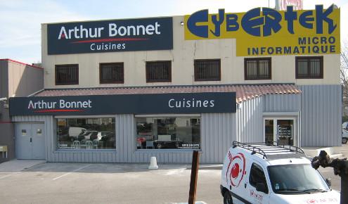 Cuisiniste Avignon - Cuisine équipée Arthur Bonnet