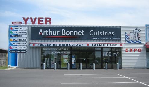 Cuisiniste Bayeux - Cuisine équipée Arthur Bonnet