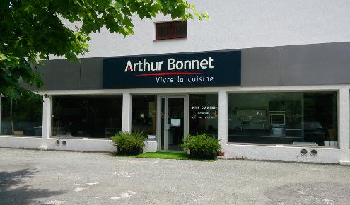 cuisiniste biarritz cuisine quip e arthur bonnet. Black Bedroom Furniture Sets. Home Design Ideas
