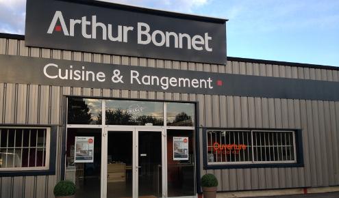 Cuisiniste Bourg en Bresse - Cuisine équipée Arthur Bonnet