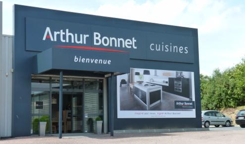 Cuisiniste Caen - Cuisine équipée Arthur Bonnet