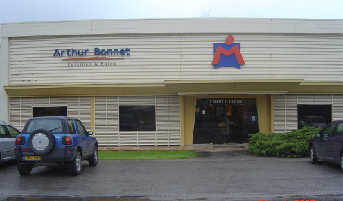 Cuisiniste Gimont - Cuisine équipée Arthur Bonnet