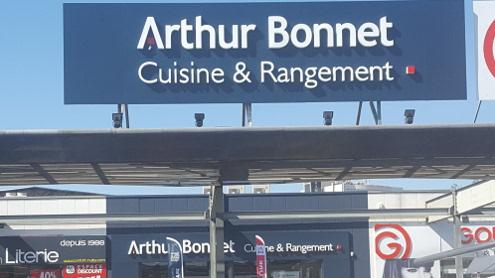 Cuisiniste Nîmes - Cuisine équipée Arthur Bonnet