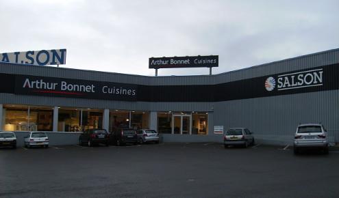 Cuisiniste Rodez - Cuisine équipée Arthur Bonnet