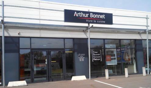 Cuisiniste Sables d'Olonne - Cuisine équipée Arthur Bonnet