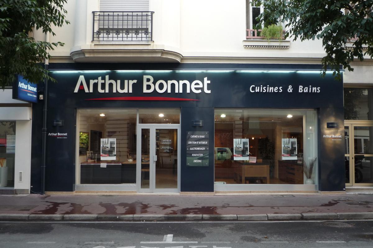 Cuisiniste Antibes - Cuisine équipée Arthur Bonnet