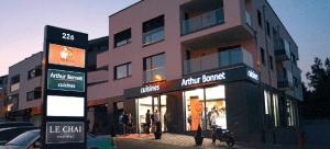 luxembourg magasin Arthur Bonnet
