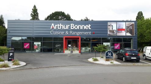 Cuisiniste Rennes – Melesse - Cuisine équipée Arthur Bonnet