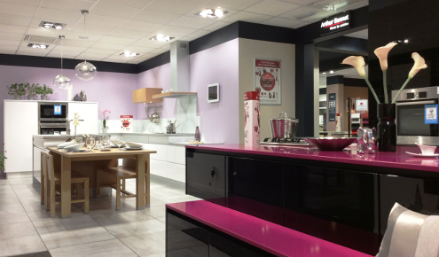 magasin de cuisines equipees golbey