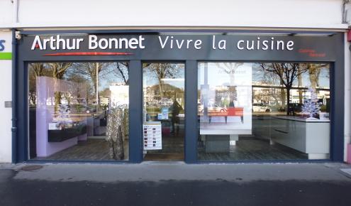 Cuisiniste Royan - Cuisine équipée Arthur Bonnet