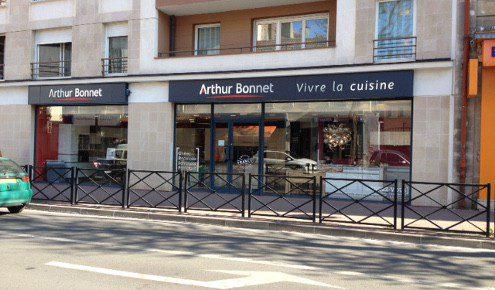 magasin de cuisines arthur bonnet saint maur des fosses