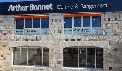 Cuisiniste Six-Fours-les-Plages - Cuisine équipée Arthur Bonnet
