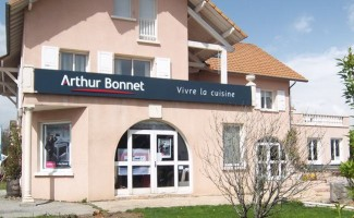 Nouveau Showroom Arthur Bonnet - Cuisiniste gap