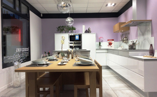 photo magasin cuisines golbey