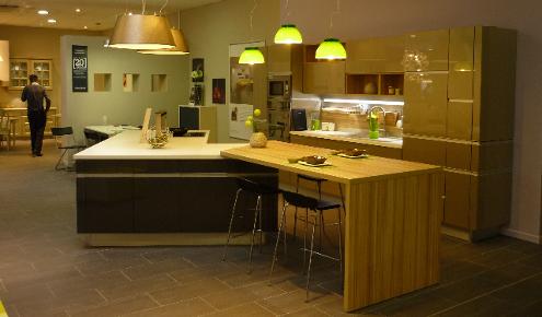 cuisine design annecy