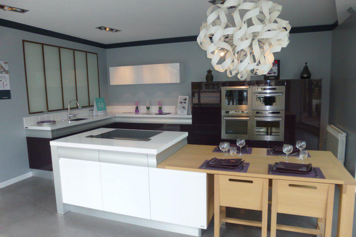 cuisiniste rueil malmaison cuisine quip e arthur bonnet. Black Bedroom Furniture Sets. Home Design Ideas
