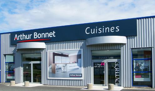 Cuisiniste Biganos - Cuisine équipée Arthur Bonnet