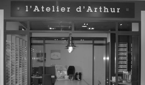 matériaux cuisines Arthur Bonnet biganos atelier athur