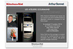 soirée kitchenaid Arhut Bonnet