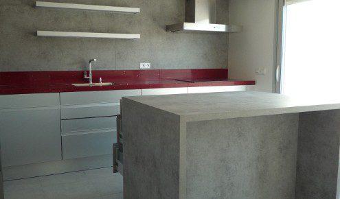 ilot-beton-cuisine-antibes