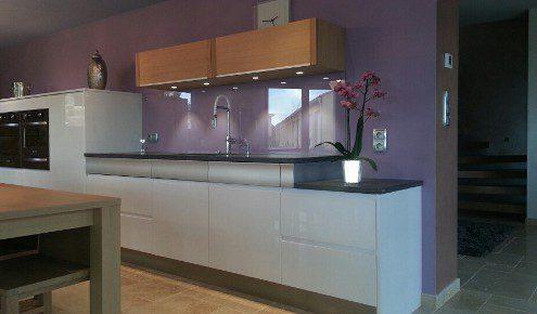 cuisine blanche violette arthur bonnet cannes