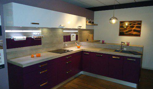 cuisine blanche violette arthur bonnet thionville