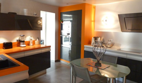 cuisine design orange aix-en-provence
