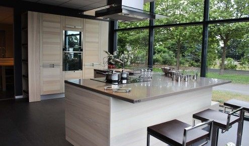 cuisine designer bois arthur bonnet rennes-melesse
