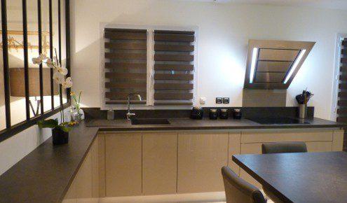 cuisine am nag e r alisations chantilly. Black Bedroom Furniture Sets. Home Design Ideas