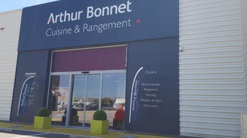 Cuisiniste Lorient - Cuisine équipée Arthur Bonnet