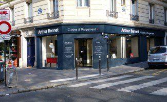 magasin cuisines paris 13ème